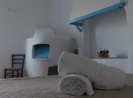 Il Vulcano a Piedi, hotel in Stromboli