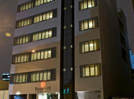 Flamante Hotel & Suite, hotel near Estadio Alberto Gallardo, Lima