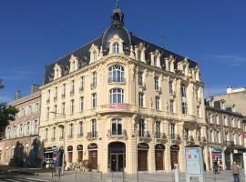 Le Carlton, hotel en Amiens