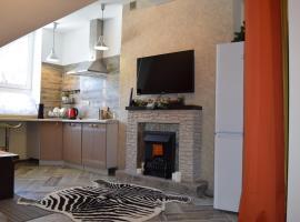 Apartment Zebra, hotel near Karusel-1, Estosadok
