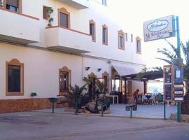 Hotel Belvedere Lampedusa, hotel a Lampedusa