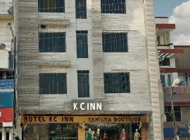 Kc Inn, hotel near Ajmer Junction, Ajmer