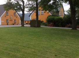 AD Apartment, overnatningssted i Køge
