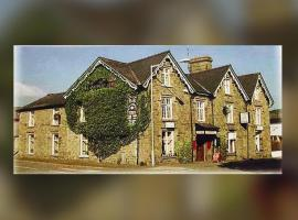 The Llanelwedd Arms Hotel, hotel in Builth Wells