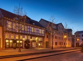 Brauhaus Zum Löwen, отель в городе Мюльхаузен