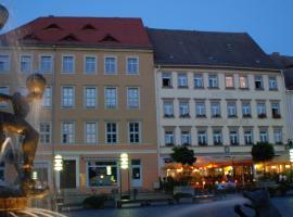 Hotel Goldener Anker, hotel in Torgau