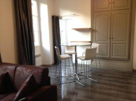 Studio de la Halle., apartment in Figeac