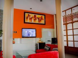 Suite Apart Miraflores, hotel in Piura