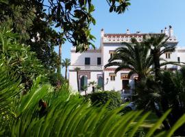 Villa Belle Rive, B&B in Cannes