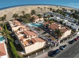 Bungalows Club Primavera, serviced apartment in Playa del Ingles