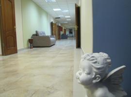 Hostel Bravo, hotel near Irkutsk International Airport - IKT,