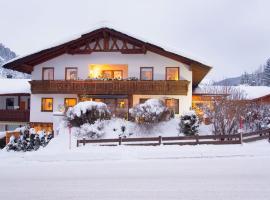 Alpen Appartements Marlene, family hotel in Ehrwald