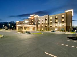 Hampton Inn Boston - Westborough, hotel in Westborough