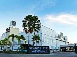 Grand Elite Hotel Pekanbaru, hotel in Pekanbaru