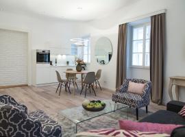 Smile Apartments zum Goldenen Hirschen, Hotel in Krems an der Donau