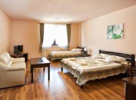 Zajazd Beskidy – hotel w pobliżu miejsca Wyciąg narciarski Kaimówka w Żywcu