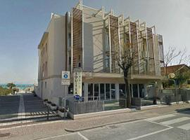 Albergo Aquila, hotel a Rimini, Viserbella
