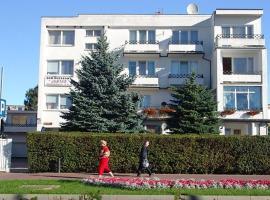DW Jantar, family hotel in Władysławowo