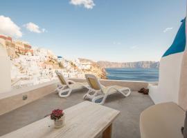 The Dream Santorini, hotel in Oia