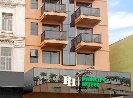 Príncipe Hotel, hotel near Shopping Mueller Joinville, Joinville