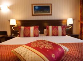 Hotel Calissano, hotel ad Alba