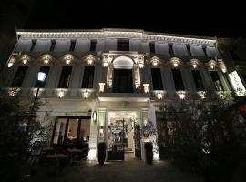 The Mansion Boutique Hotel, hotel a Bucarest