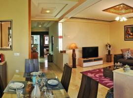Aparthotel Les Oliviers Suites & Spa, hotel in Fez