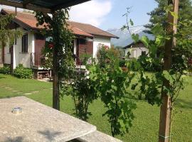 Villa degli Aceri, hotel a Sorico