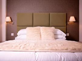 Severn Social Hotel, hotel near Shrewsbury College of Arts and Technology, Shrewsbury