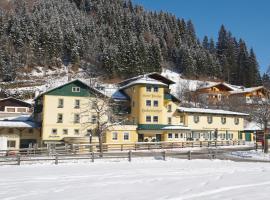 Hotel Hubertushof, hotel in Hüttau