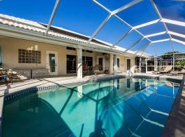 Villa Hillcrest, Ferienunterkunft in Cape Coral