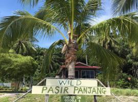 Wild Pasir Panjang, inn in Kuah