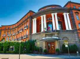 Grand Hotel Yerevan - Small Luxury Hotels of the World, hotel i Jerevan