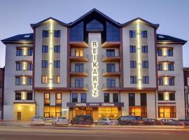 Reikartz Дніпро, готель у місті Дніпро