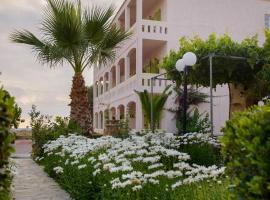 Hotel Kiklamino, hotel in Kalamaki