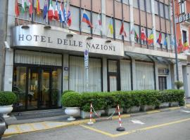 Delle Nazioni Milan Hotel, hotel in zona Stazione Metro Centrale, Milano