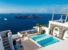 Iconic Santorini, a Boutique Cave Hotel, hotel a Imerovigli