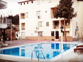 Anatolia Hotel, hotel in Pamukkale