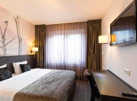 Hotel de Duif Lisse - Schiphol, hôtel à Lisse