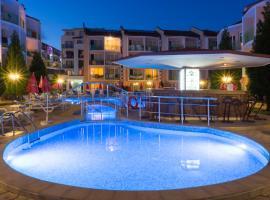 Sun City Hotel - All Inclusive, отель в городе Солнечный Берег