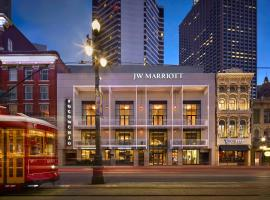 JW Marriott New Orleans, hotel in New Orleans