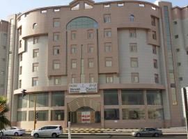 Shomookh Hotel, hotel perto de Al Hukeer Lowna Park, Medina