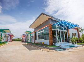 The Resort Kabinburi, hotel in Kabin Buri