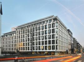 Courtyard by Marriott Brussels EU, отель в Брюсселе