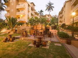 Sandalwood Hotel & Suites, hotel in Panaji