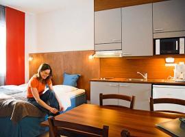 Oravi Apartments, hotel in Oravi