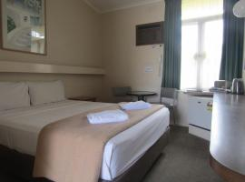 Twin City Motor Inn, hotel in Wodonga