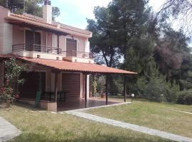 Sithonia Alekos Luxury Experience, hotel in Metamorfosi