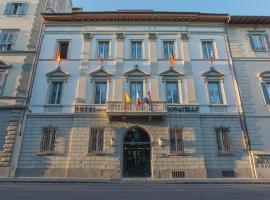 Hotel Donatello, hotel cerca de Museo San Marco, Florencia