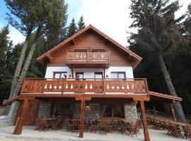 Chalet The Forest Lodge, хотел близо до Ски Лифт Бъндерица 1, Банско